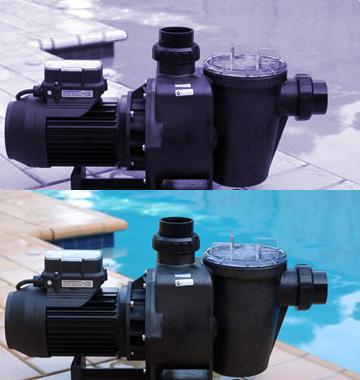 motobomba para filtro de piscina