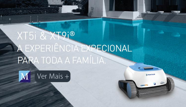 aspirador automático para piscina - xt5i e xt9i