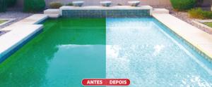 agua verde marol piscinas