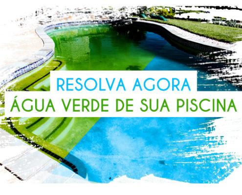 como tratar piscina verde