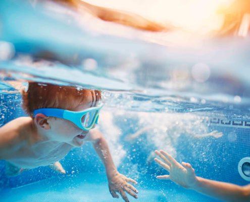 ozonio para piscina