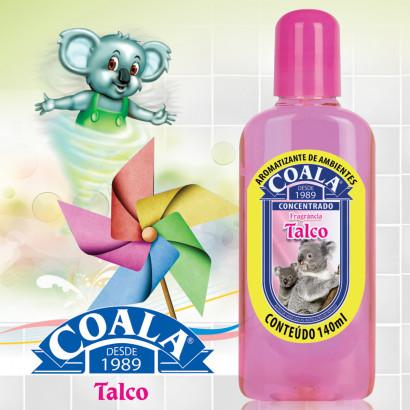 Essência Limpadora – Coala – Aroma Talco 120ml