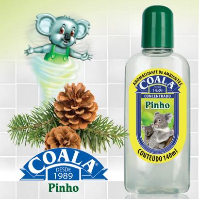 Essência Limpadora – Coala – Aroma Pinho 120ml