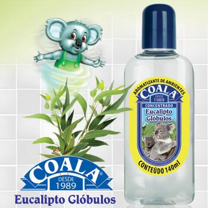 Essência Limpadora – Coala – Aroma Glóbulos 120ml