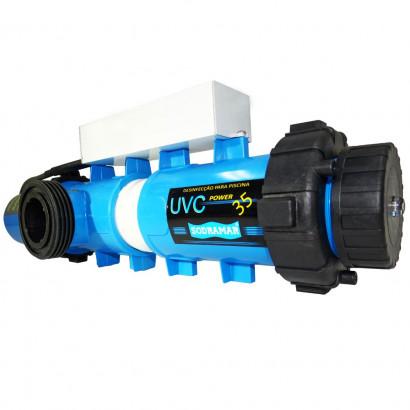 Tratamento Ultravioleta UVC ABS 5.5m³ - Sodramar