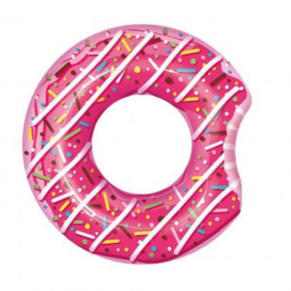 Boia Inflável Donut Morango - Mor