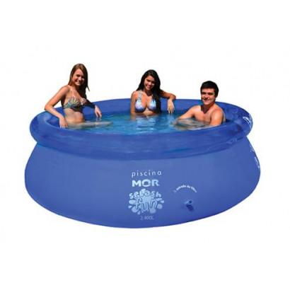 Piscina Inflável Splash Fun - Mor - 2400 Litros