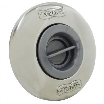 Dispositivo de Aspiração Tubo Ø60 Pratic inox de 1 1/2