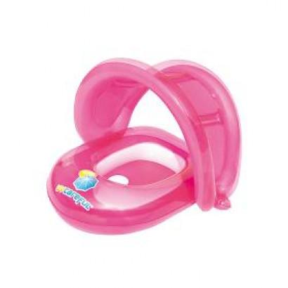 Bote Inflável Infantil - Bestway - Rosa