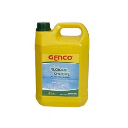 Algicida Choque GENCO-5 Litros