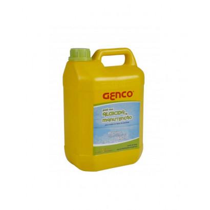 Algicida manutenção 5 Litros Genco