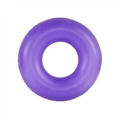 Boia Circular Neon Roxa 91 cm Intex