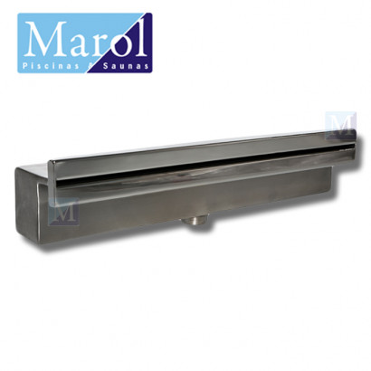 Cascata de Embutir Aço Inox 316 80cm Marol