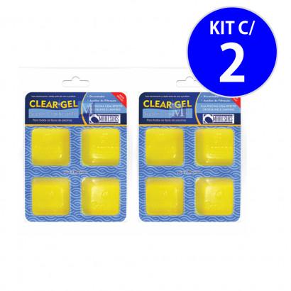Clarificante Clear Gel 100g Maresias - Kit c/ 2