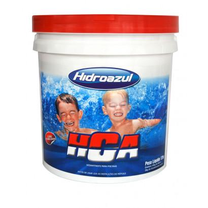 Cloro granulado Estabilizado HCA hidroazul - 10kg