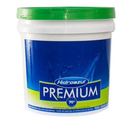 Cloro granulado Premium 70%  hidroazul - 10kg