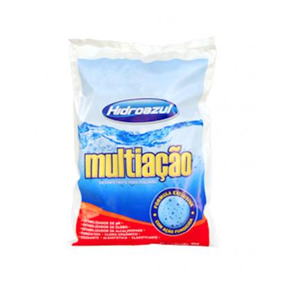 Cloro granulado hidroazul Multiação - 5kg