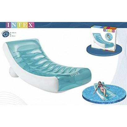 Colchão Inflável para Piscinas Ibiza 188 x 99 cm Intex