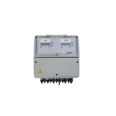 Controlador de cloro e PH - Seko - Kontrol 42 - COMPLETO Com SENSORES E PSS 3