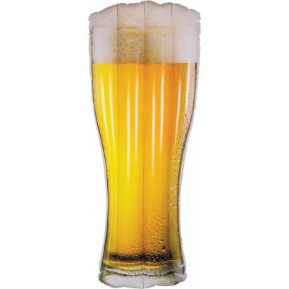 Boia Inflável Gigante - Copo de Cerveja - Belfix