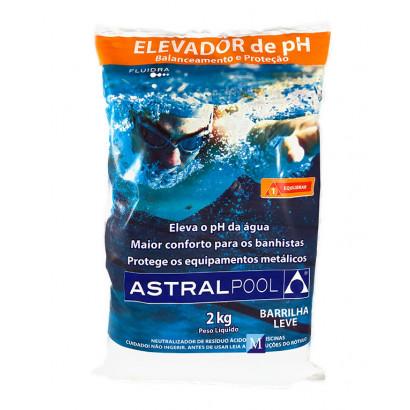 Elevador de Alcalinidade 2Kg - Astralpool