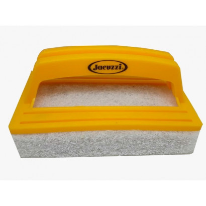 Esponja para Limpeza de Borda de Piscina Jacuzzi