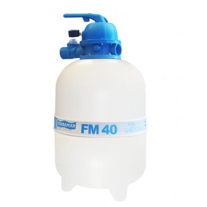 Filtro para piscina FM40 - Sodramar