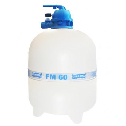 Filtro para piscina - Sodramar - FM60