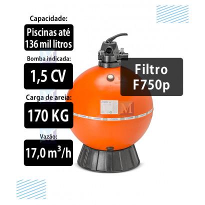 Filtro para piscina F750P Nautilus