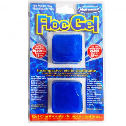 FlocGel - Hidroazul - Clarificante com 2 unidades