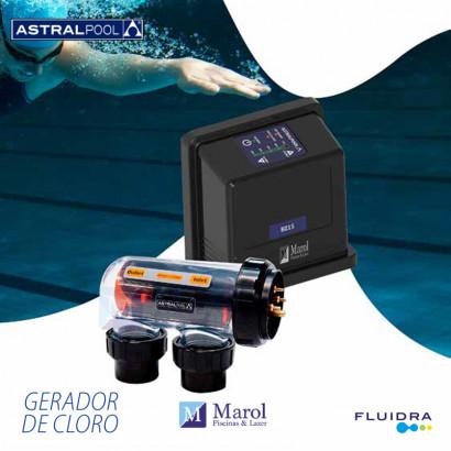 Gerador de Cloro BZ 25 - AstralPool - 220v