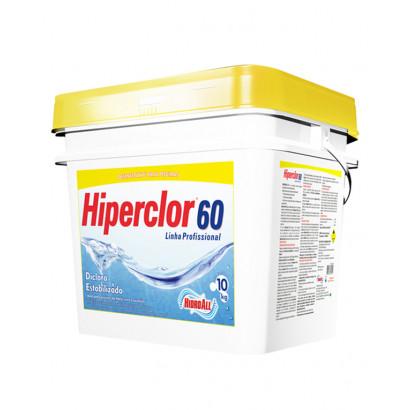 Cloro granulado Hidroall Hiperclor 60 - 10kg