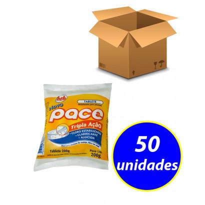 50 unidades Cloro Tablete - HTH PACE - Multiação