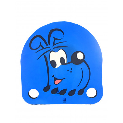 Plataforma para Saída de Animais da piscina-  Scape Dog - Bidu Turma da Mônica