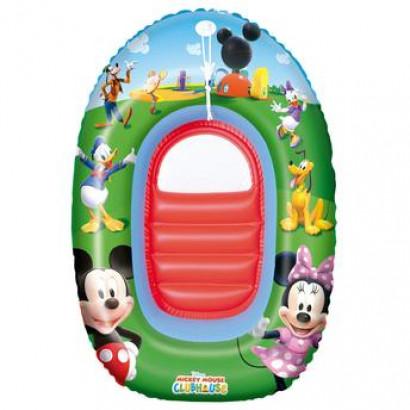 Bote Inflável Infantil Disney - Bestway - Mickey Mouse