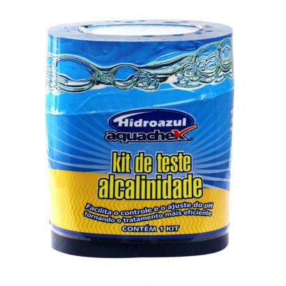 kit de Teste Alcalinidade - Hidroazul