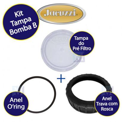Kit Tampa para Bomba B - Jacuzzi
