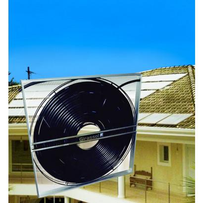 Aquecedor Solar G1e Girassol para piscinas de 7m³ a 160m³