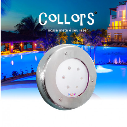 Collors Clean 18w - 6 powerled LPC-I6