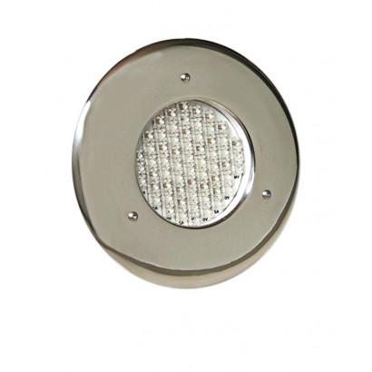 Refletor LED - Cristal Led - 46 Slim Inox 4w