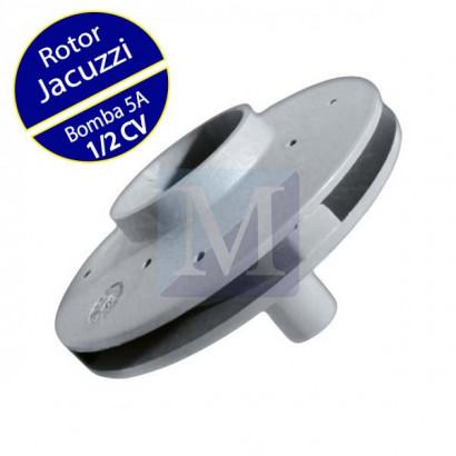 Rotor para Bomba 5A 1/2 CV - Jacuzzi