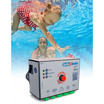 Sistema de Segurança para Piscinas  SafeSwim INSTALADO