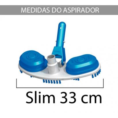 Aspirador Escova Slim Sodramar
