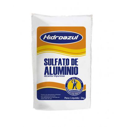 Decantador - Sulfato de Alumínio Hidroazul - 2 Kg