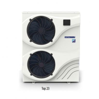 Trocador de Calor até 117.000 Litros  Série Top+23 - AstralPool