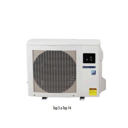 Trocador de Calor até 12.000 Litros  Série Top+05 - AstralPool