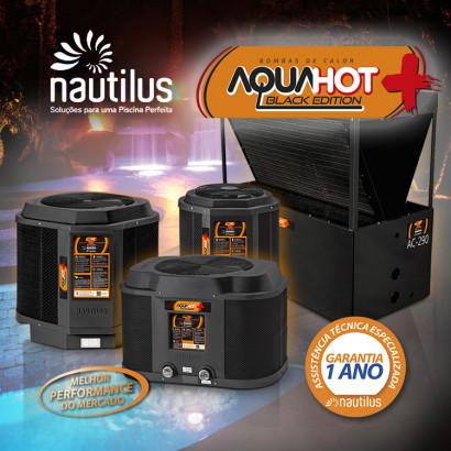 Trocador de Calor Nautilus Série AA Monofásica