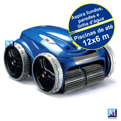 Vortex PRO 4WD Robô para limpeza de piscina Zodiac Fluidra 1