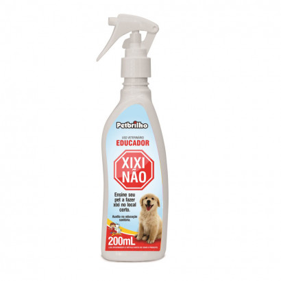 Educador Sanitário para Cães Xixi Não 200ml Petbrilho