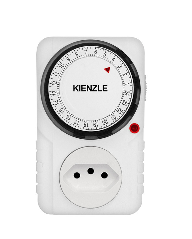 Temporizador timer eco 100s kienzle marol piscinas for Temporizador piscina